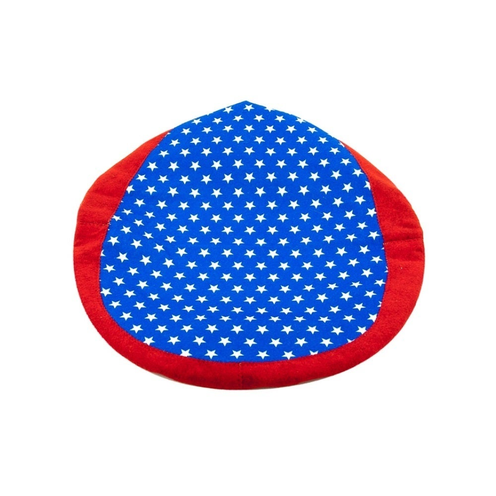 4th Of July Decorations Patriotic Toilet Seat Cover And Rug Bathroom Decor  Set   Free Shipping On Orders Over $45   Overstock.com   18606727