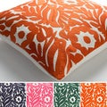 Decorative Lami 20-inch Down/Polyester Filled Throw Pillow