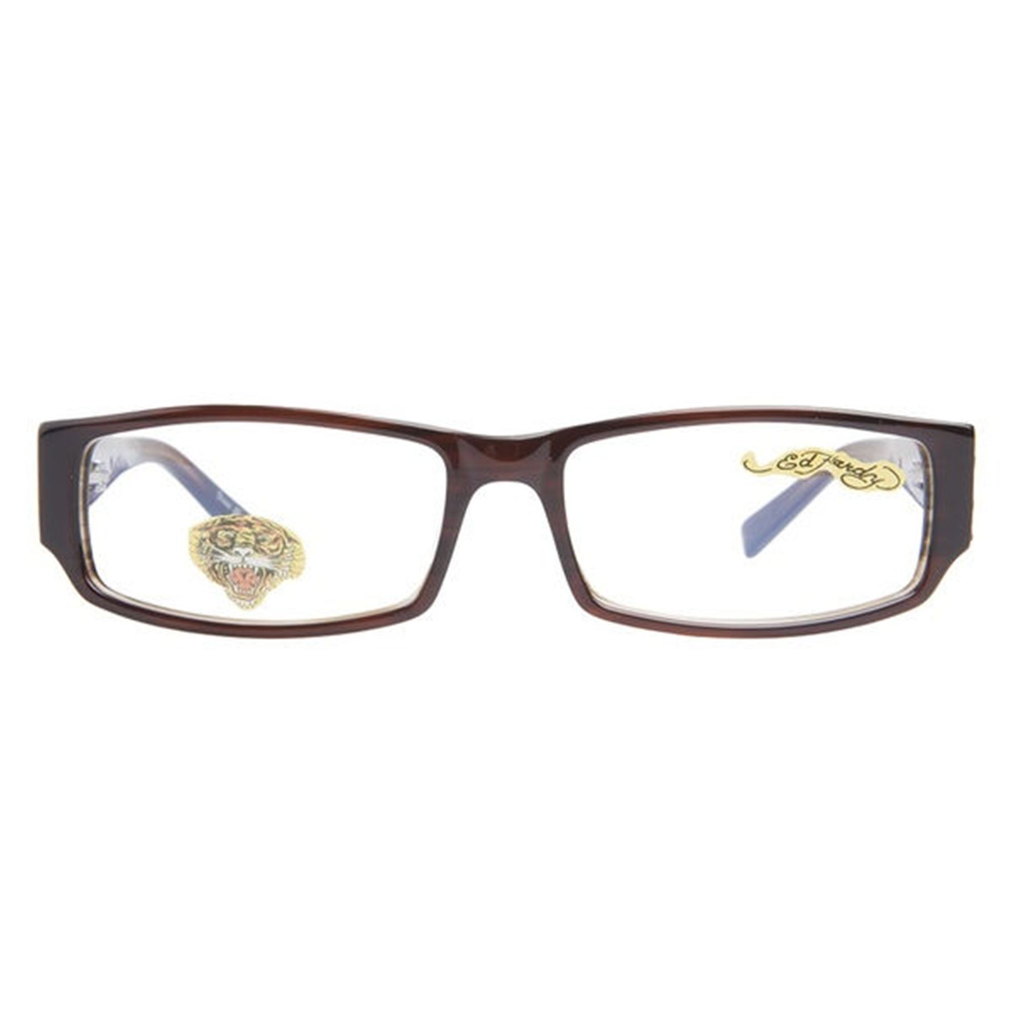 b777093efb Shop Ed Hardy EHO-724 Hazel Designer Eyeglasses - Free Shipping Today -  Overstock - 11684984