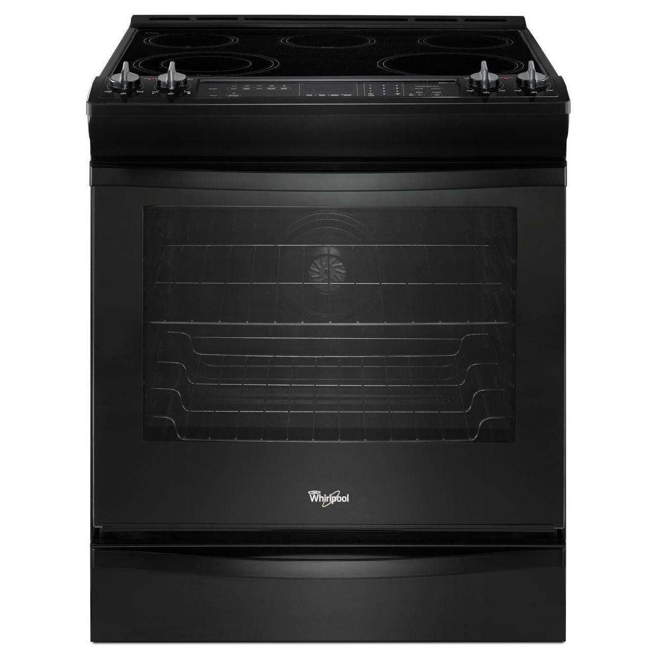 Whirlpool 30 Inch Slide In Smoothtop Electric Range Free Shipping Today 11685374