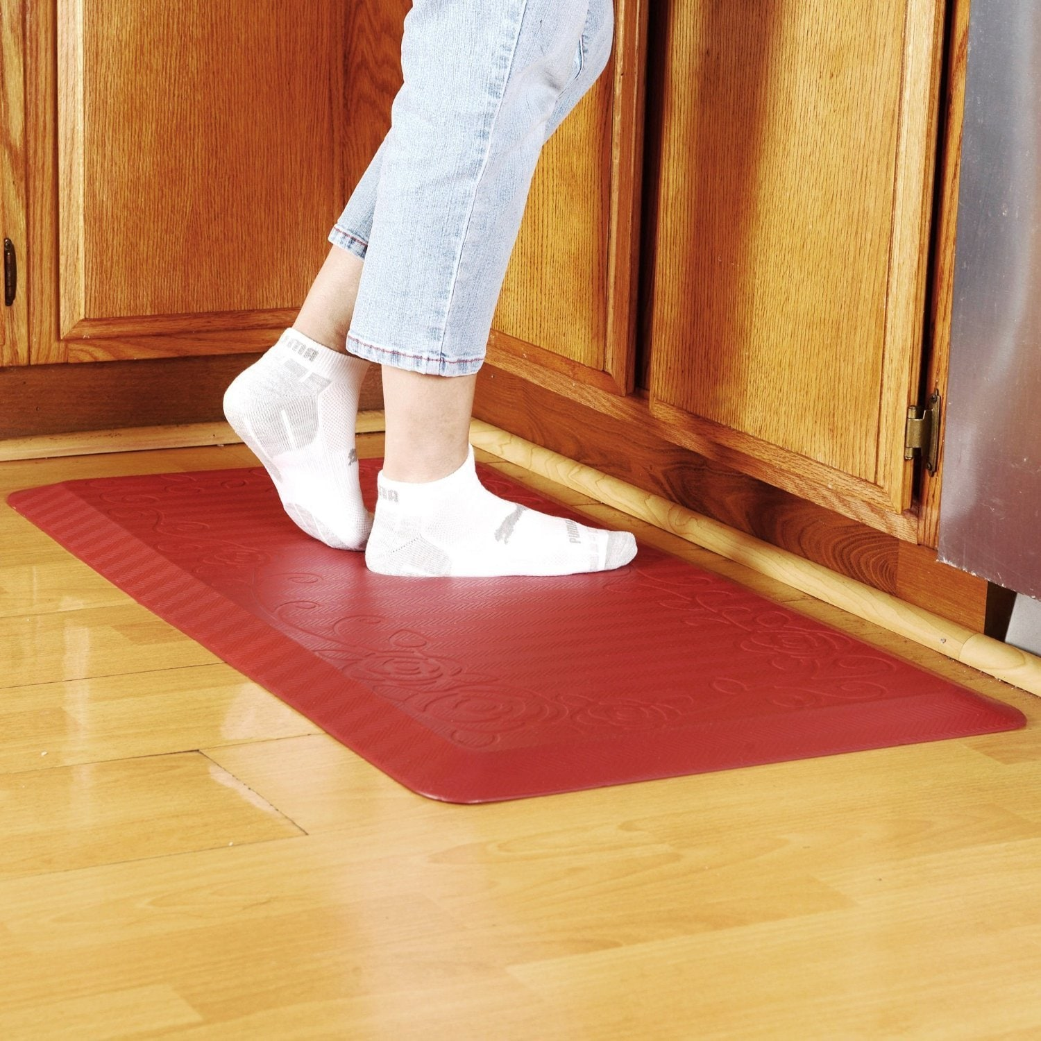 Shop Cook N Home Anti-Fatigue Comfort Mat, 39 x 20
