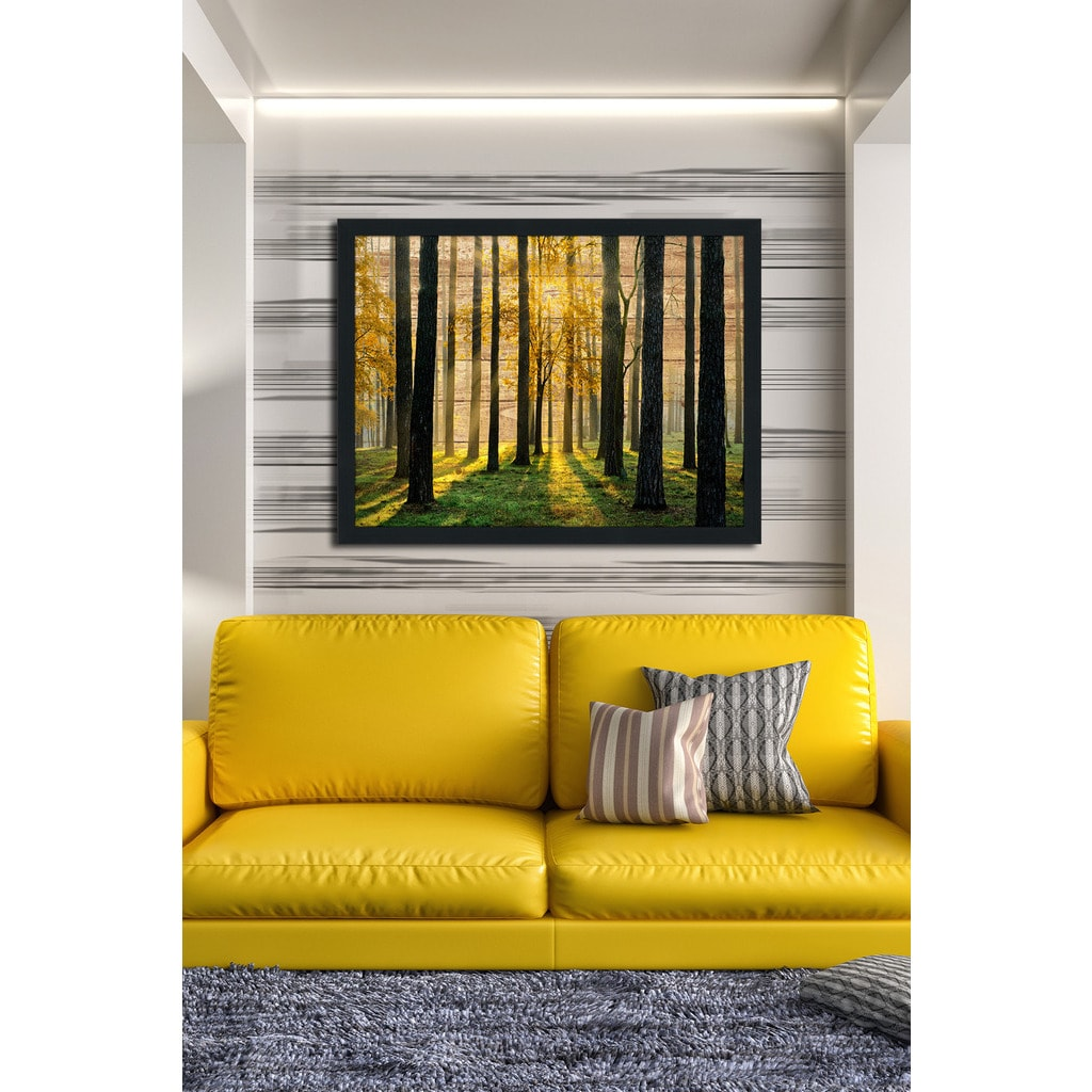 Shop Many Paths Giclee Wood Wall Decor - Free Shipping Today ...