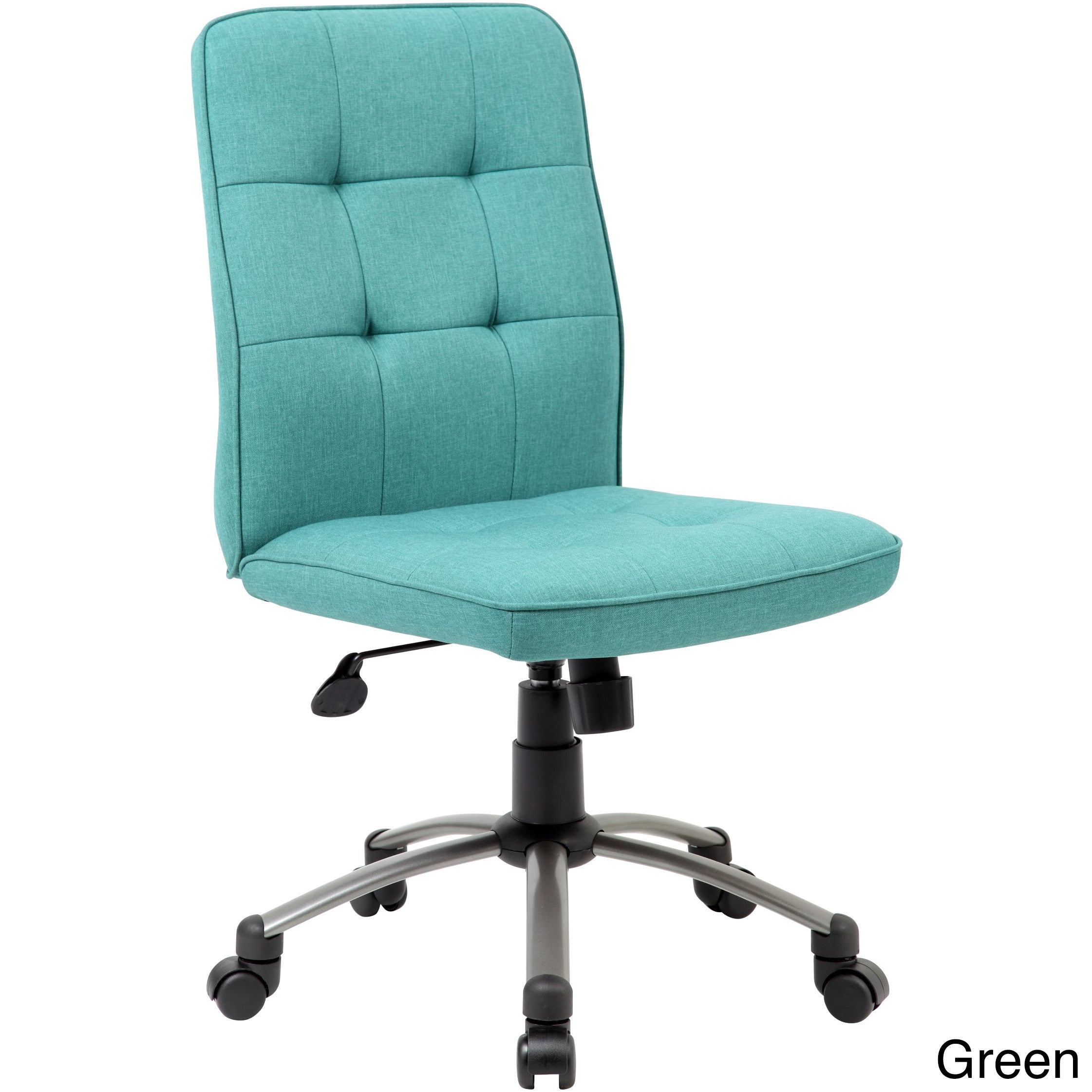 shop boss fabric modern ergonomic office chair free shipping today