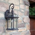 Y-Decor Adalyn Light Bronze Finish 1-light Venetian Exterior Light