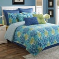 Calypso Cotton 4-piece Comforter Set by Fiesta