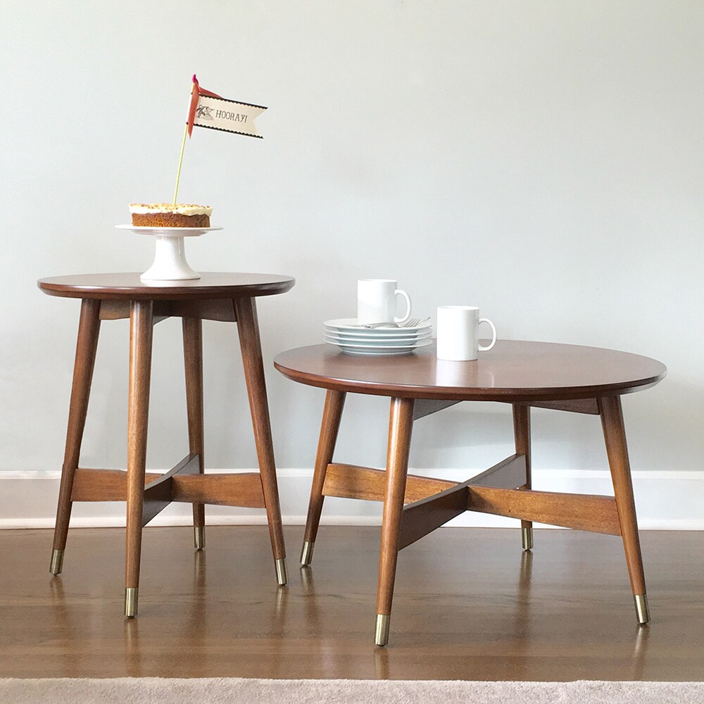 Shop Angelo:HOME Allen Coffee And End Table   N/A   Free Shipping Today    Overstock.com   11706623