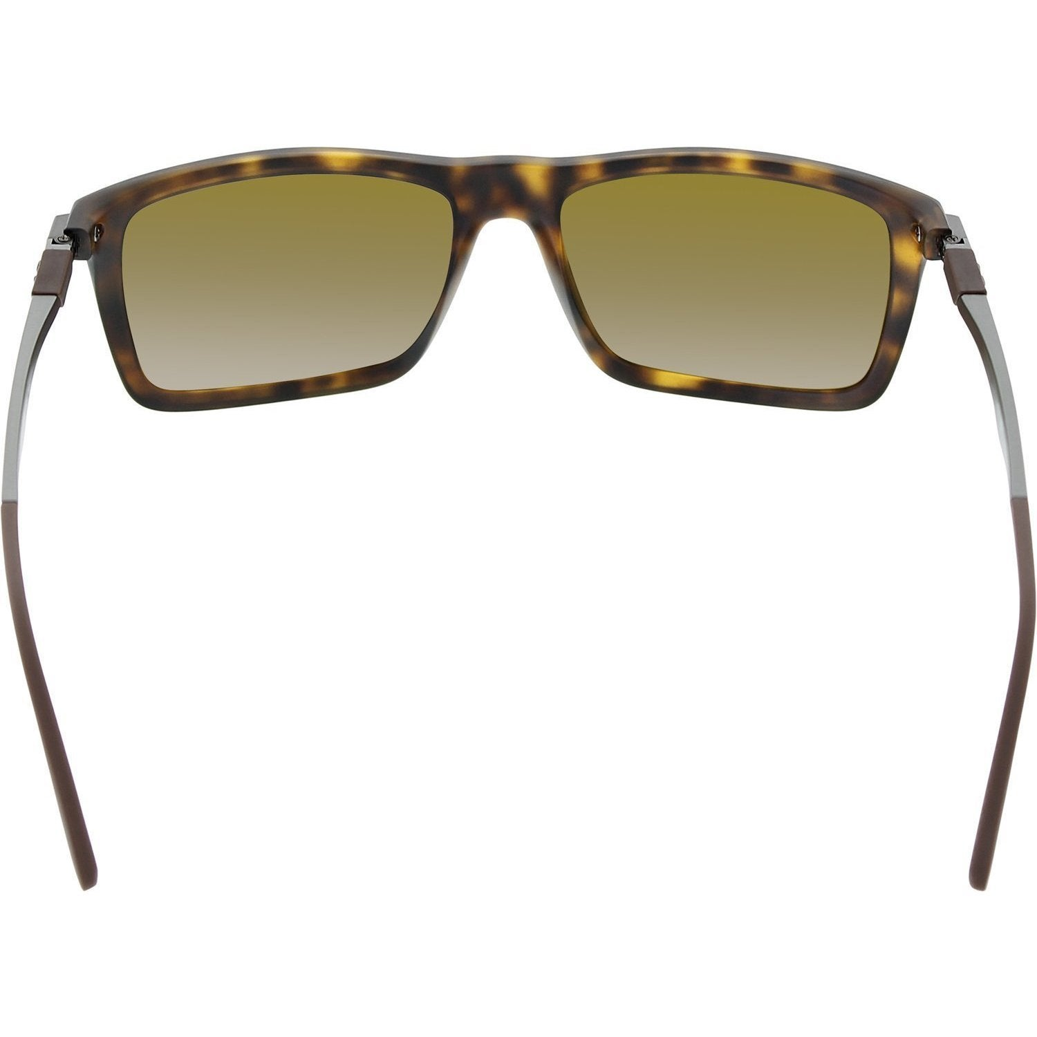 8936b5d9391 Shop Ray-Ban RB4214 609283 Unisex Tortoise Gunmetal Frame Polarized Brown  Classic Lens Sunglasses - Ships To Canada - Overstock.ca - 11707876