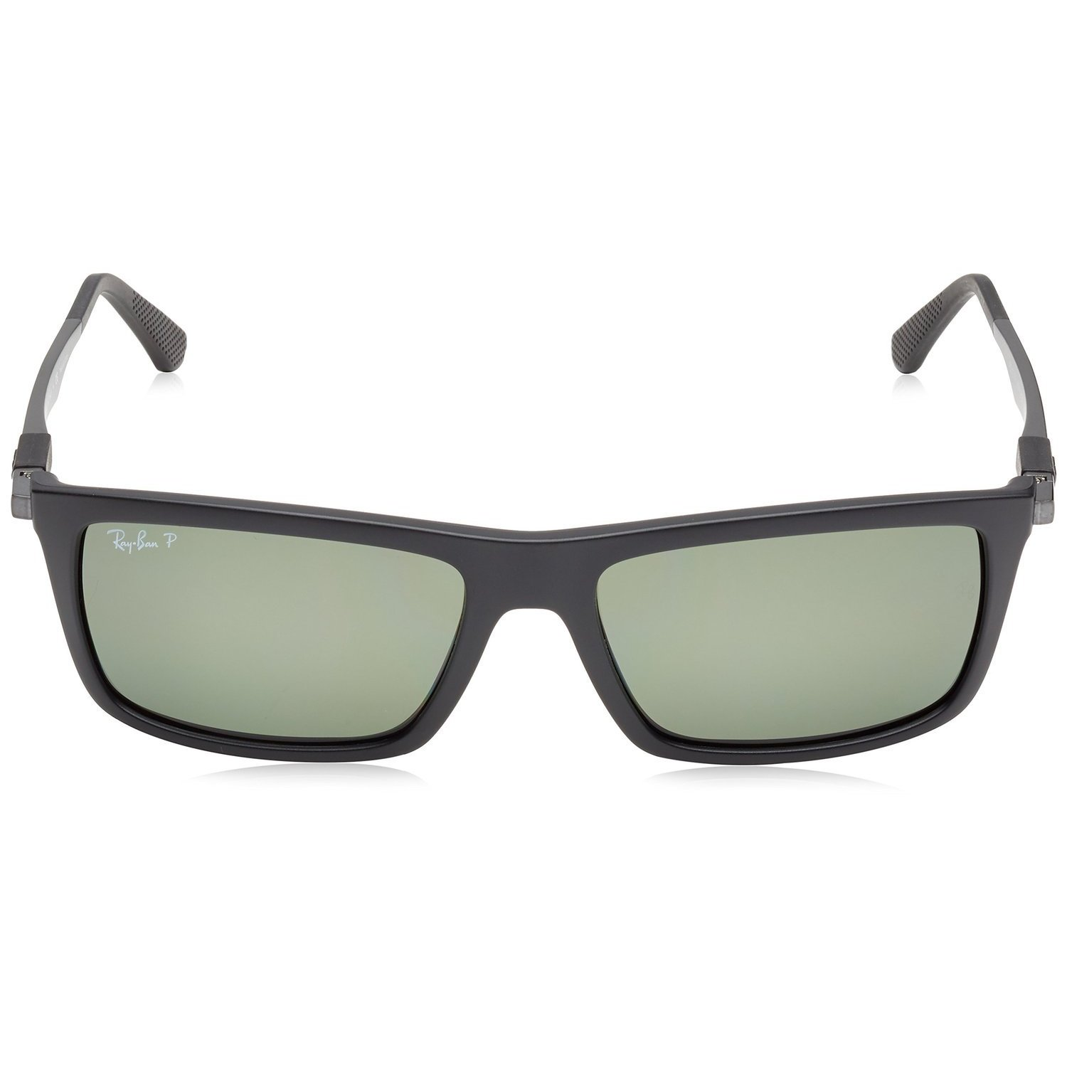 5aaa156424 Shop Ray-Ban RB4214 601S9A Unisex Black Gunmetal Frame Polarized Green  Classic Lens Sunglasses - Free Shipping Today - Overstock - 11707905