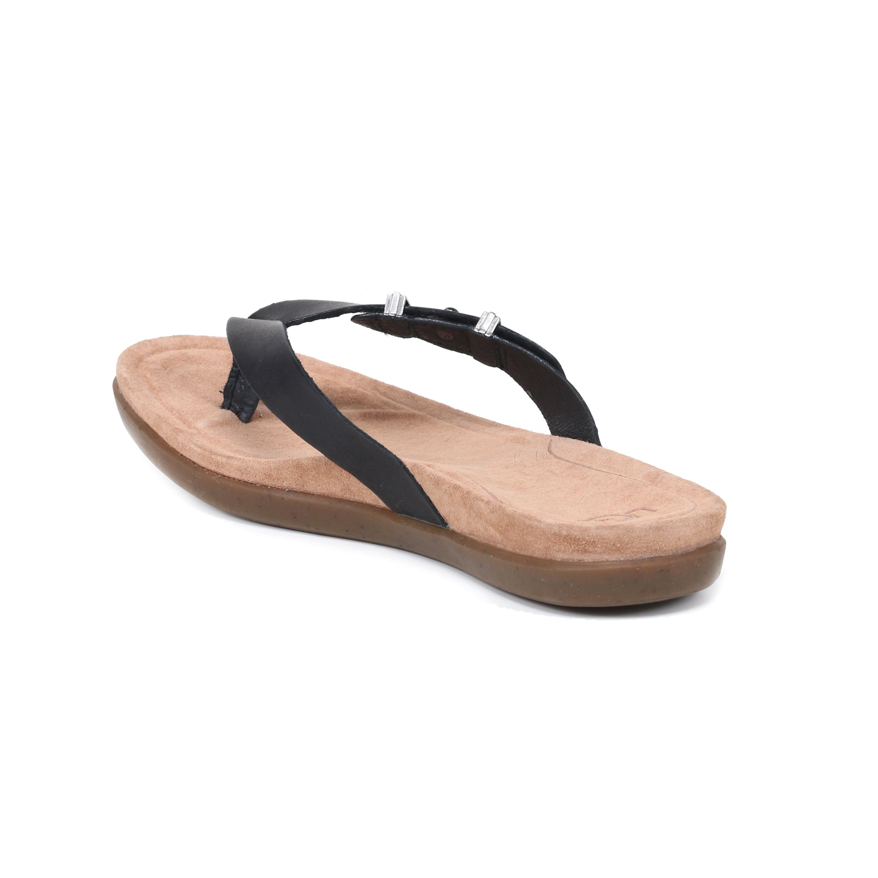 6aabf11eb11 UGG Australia Women's Black Sela Sandals