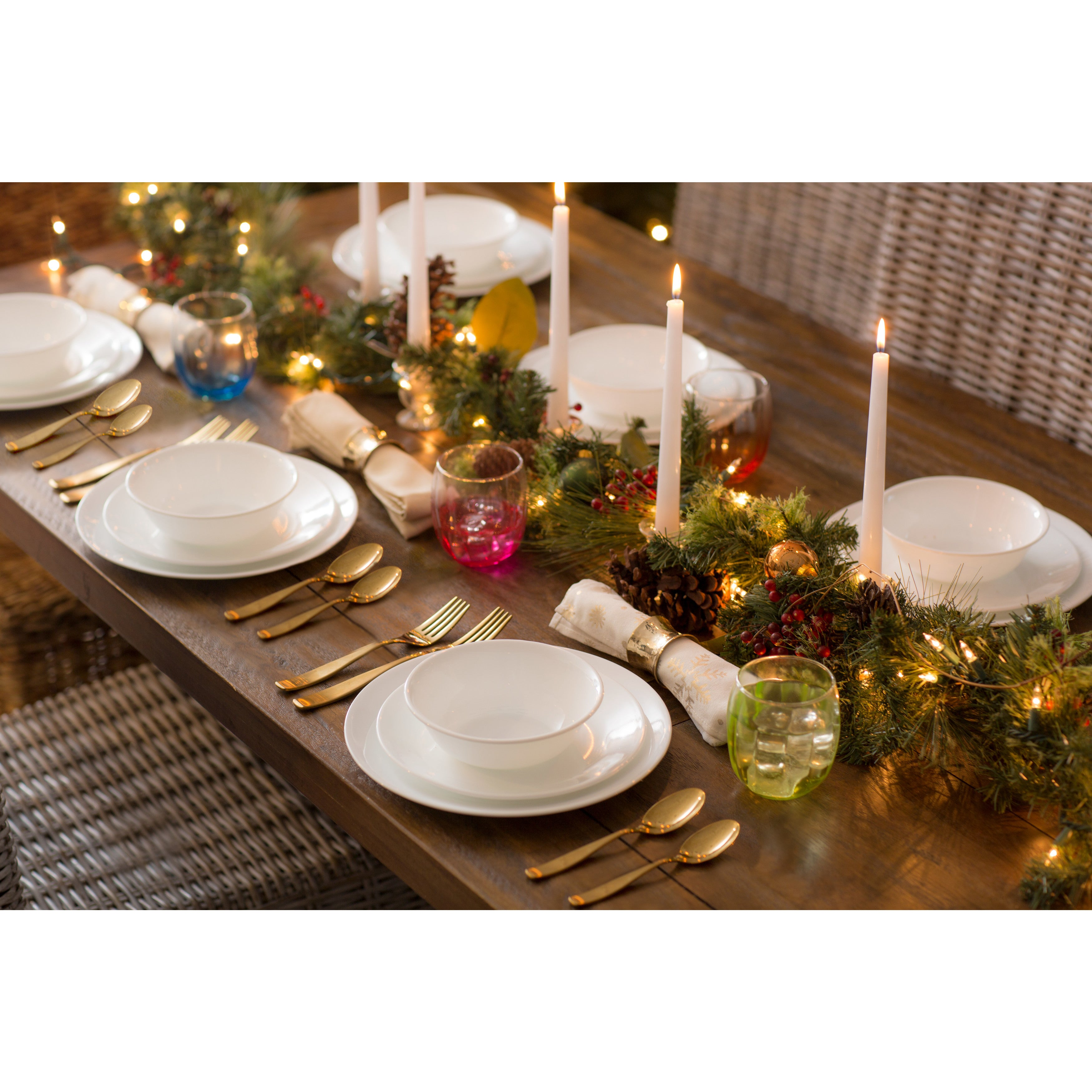 Shop Corelle Livingware Winter Frost White Dinner Plate (Set of 6) - Free Shipping On Orders Over $45 - Overstock.com - 11716462  sc 1 st  Overstock & Shop Corelle Livingware Winter Frost White Dinner Plate (Set of 6 ...