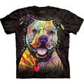 The Mountain Beware of Pit Bulls Child's T-Shirt