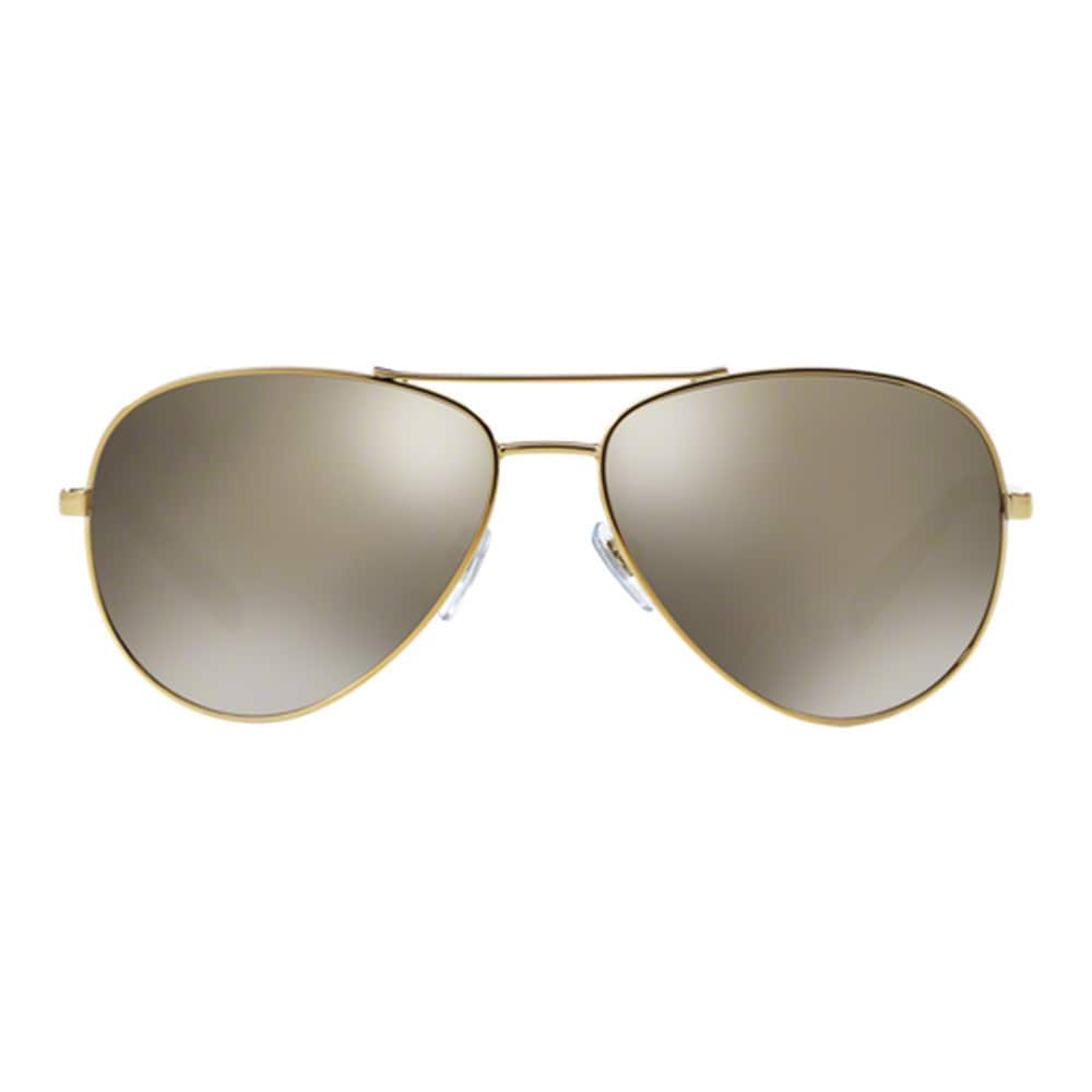 c65bef82c Shop DKNY Men's DY5083 11895A Gold Metal Pilot Sunglasses - Free Shipping  Today - Overstock - 11721447