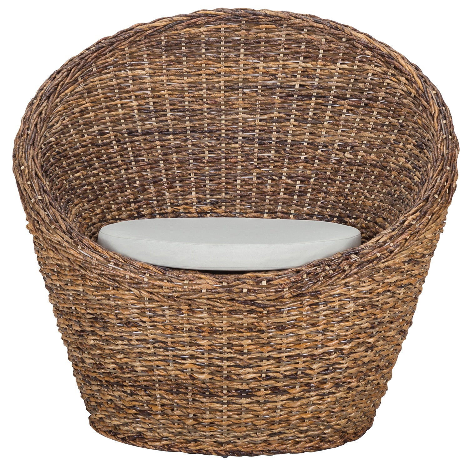 Shop Gia Hand Woven Rattan Chair By Kosas Home   Free Shipping Today    Overstock.com   11721880