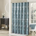 Madison Park Cora Embroidered Shower Curtain