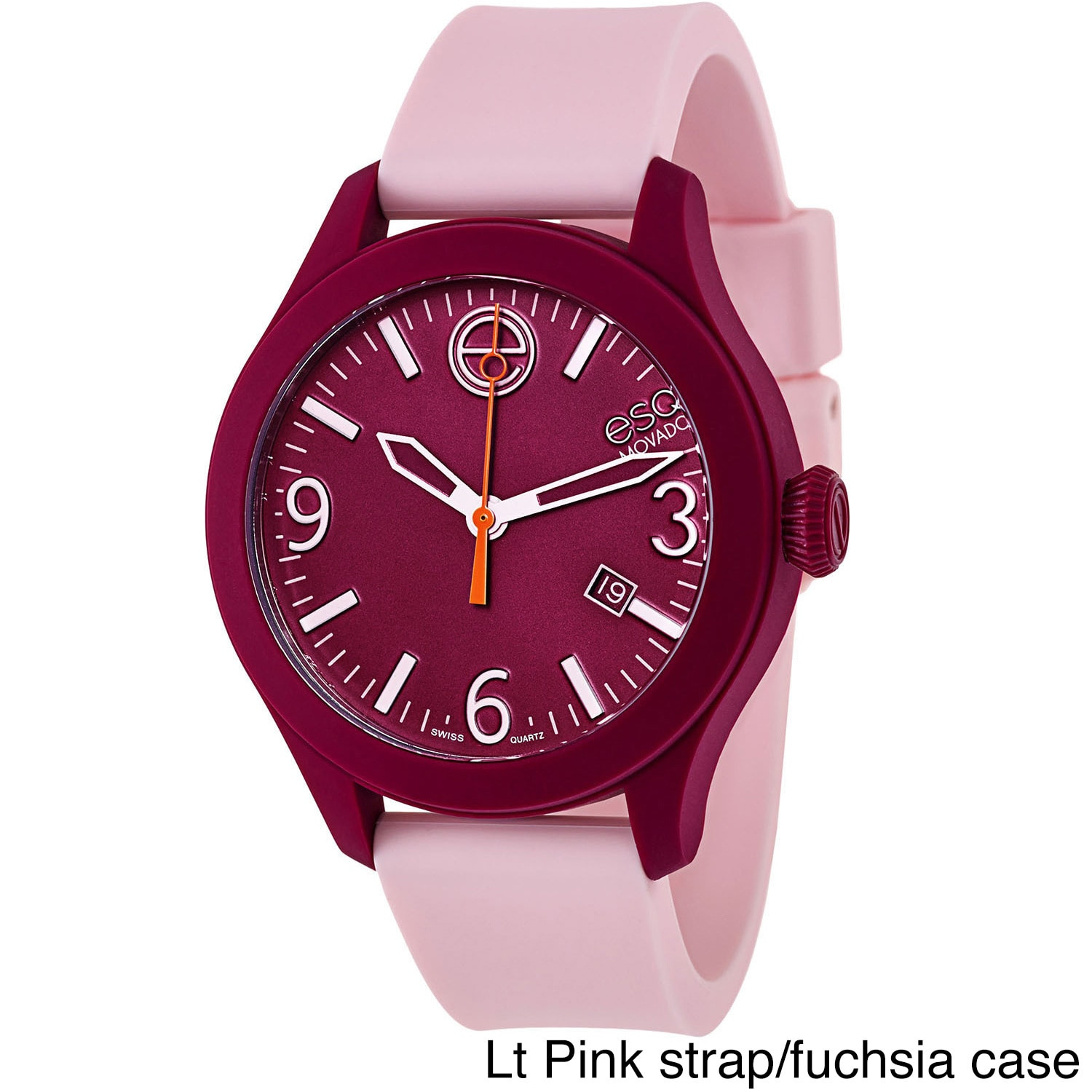 watch geneva womens analogue d pink watches women s dial