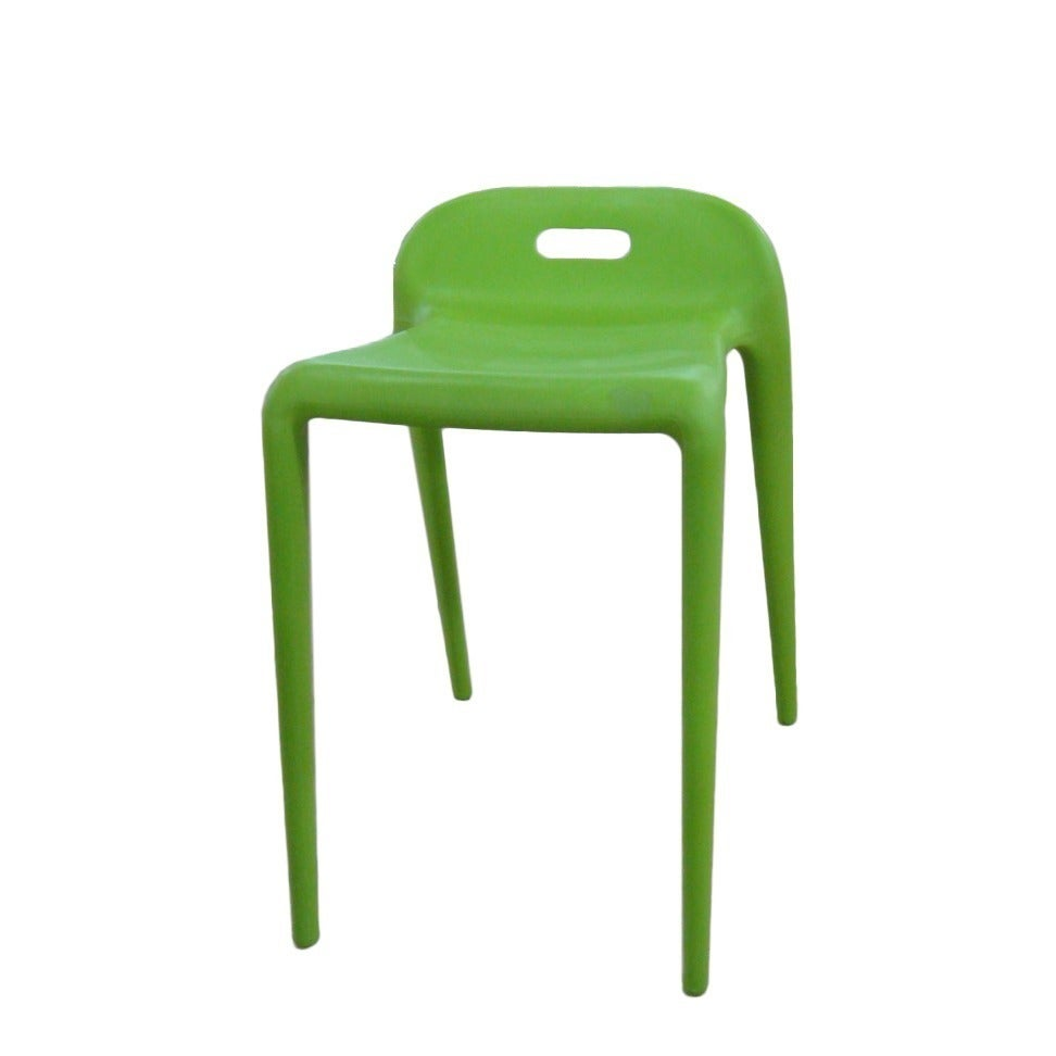 Shop Mod Made E Z Modern 22 Inch High Stacking Stool Chair (Set Of 2)    Free Shipping Today   Overstock.com   11740895