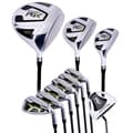 PGX 9pc Set + PGX Putter