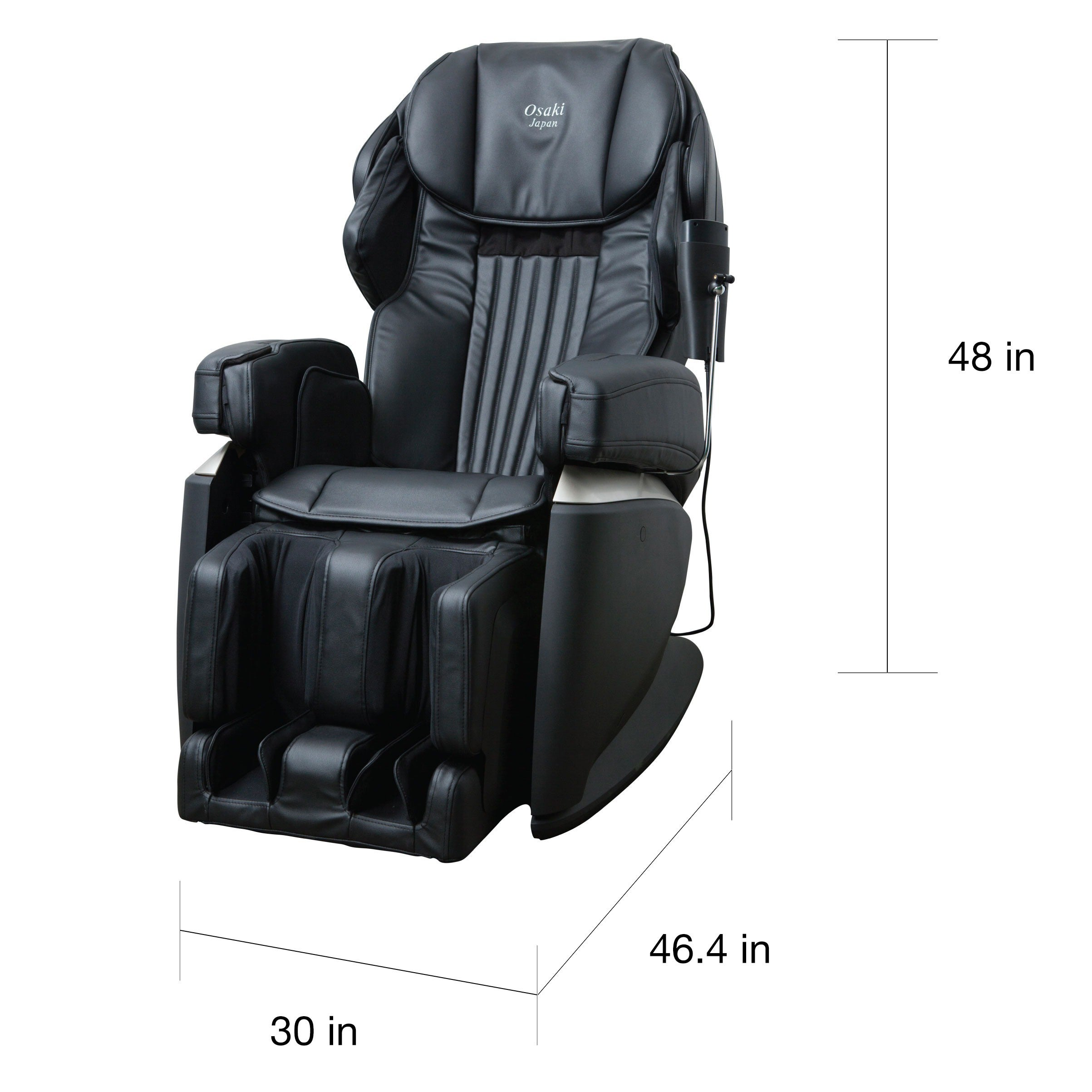 s zero track os htm massage video reclined osaki pro videos recliner maxim chair gravity l