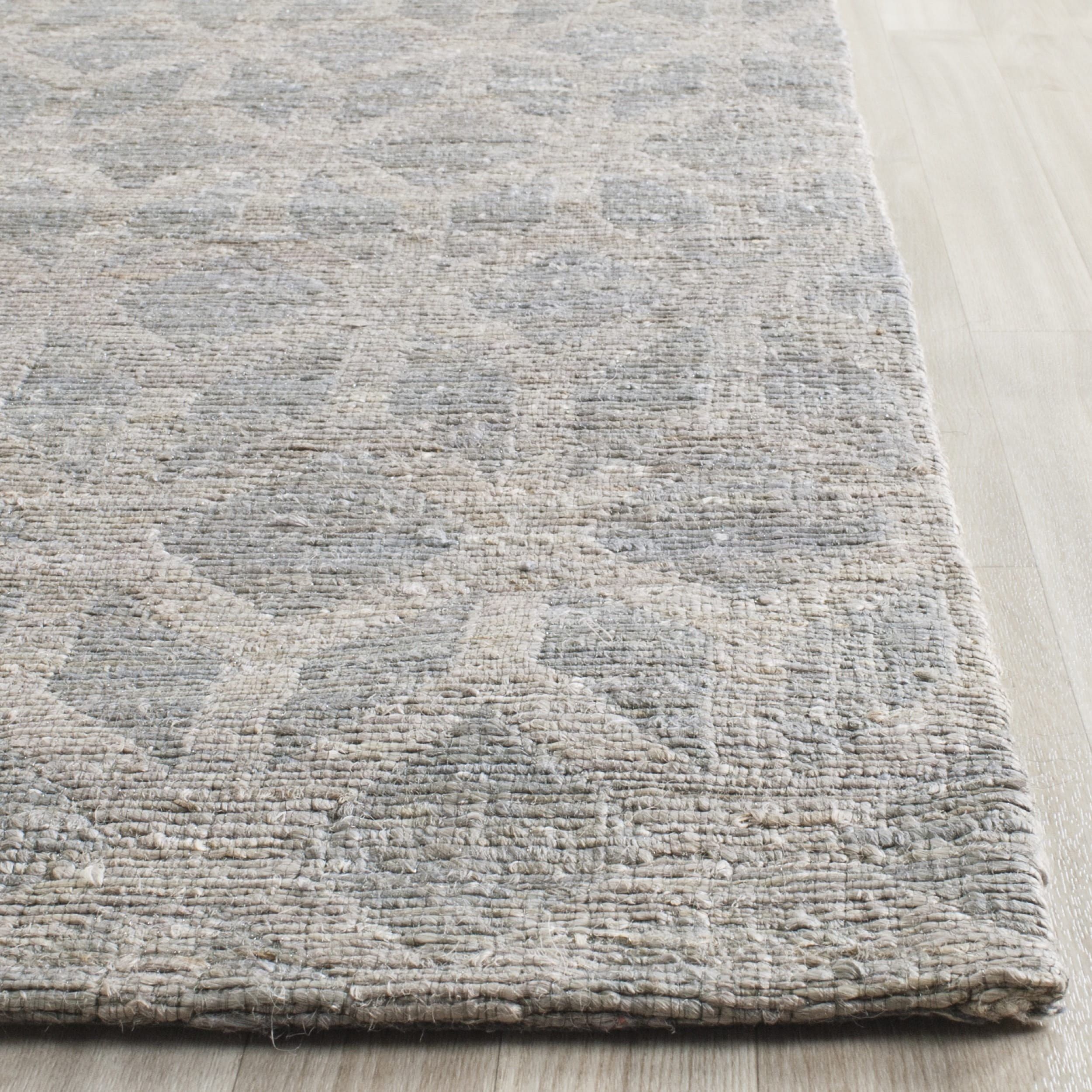 Safavieh Cape Cod Handmade Grey Gold Jute Natural Fiber Rug 9 X 12 On Free Shipping Today 11745584