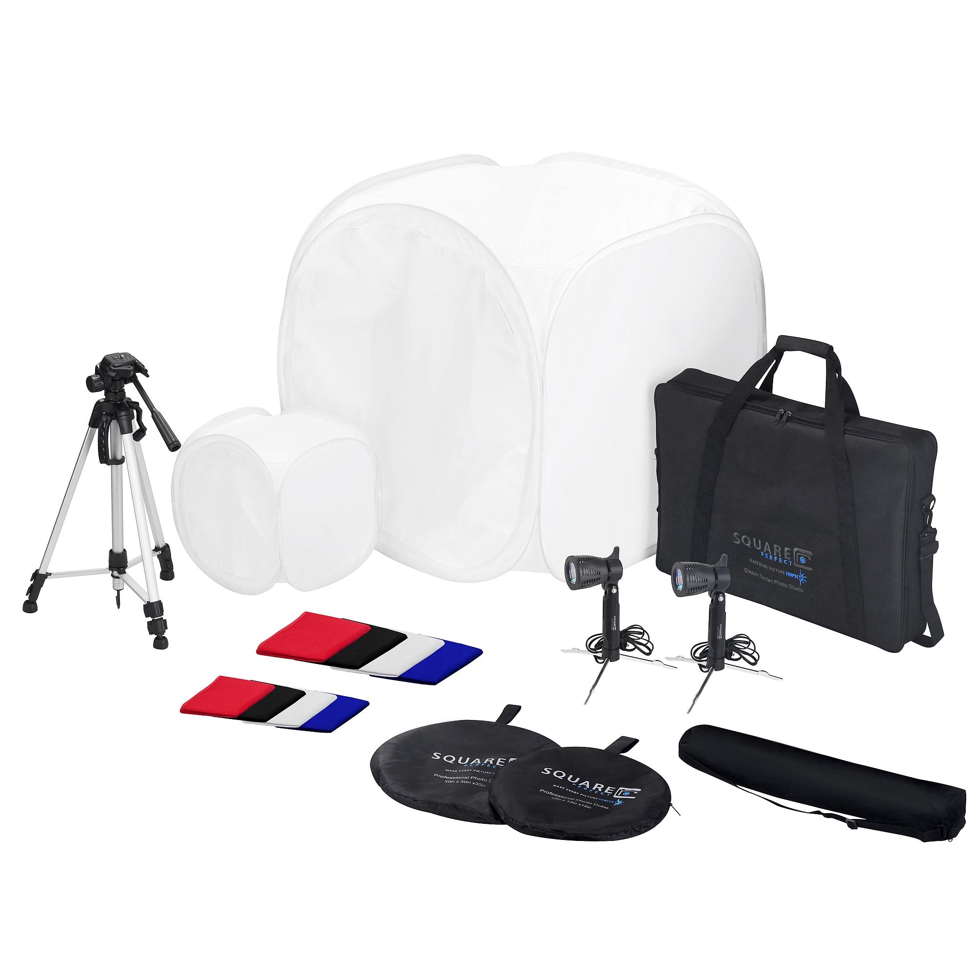 Shop Square Perfect Premium Studio In A Box Light Tent Cube For