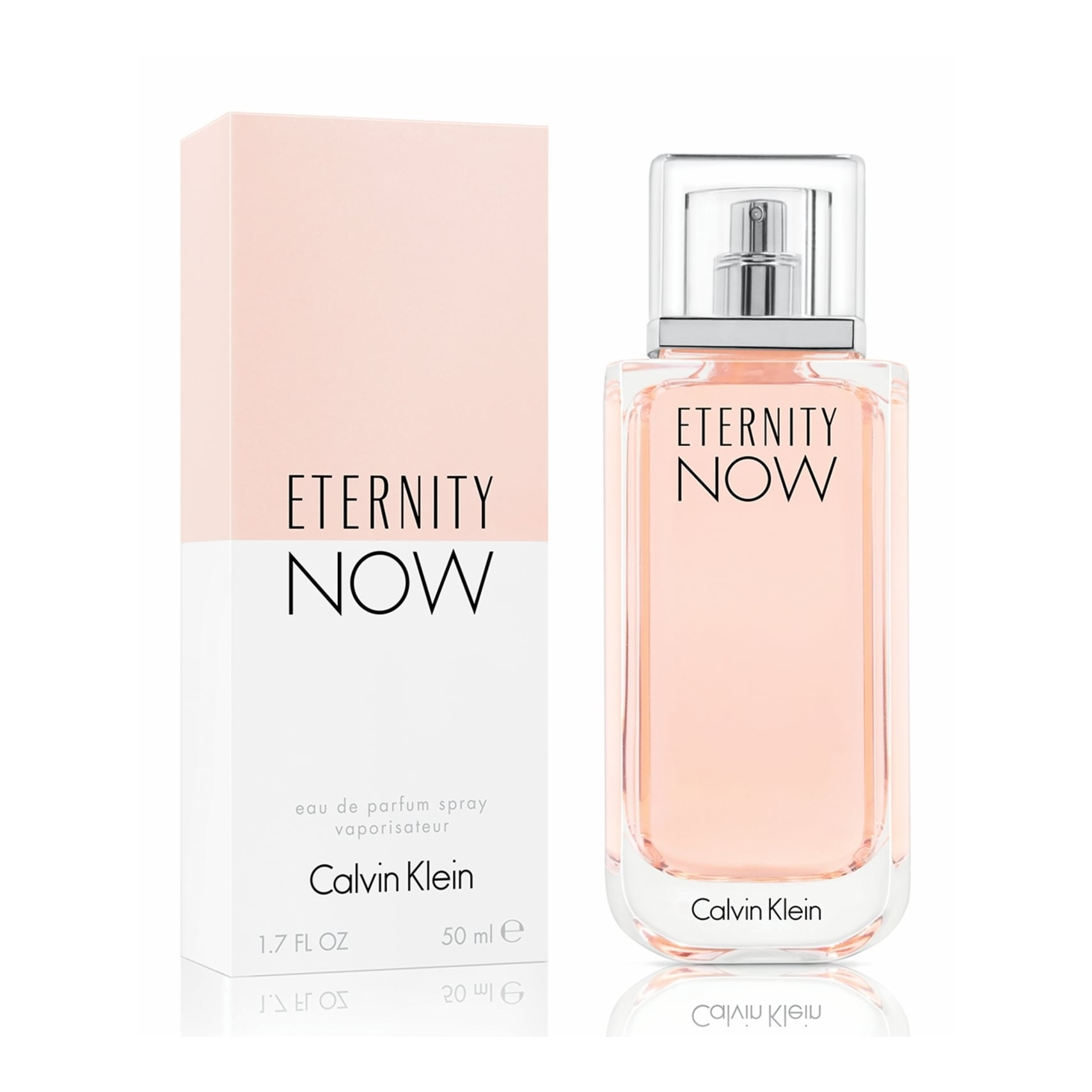 Calvin Klein Eternity Now Womens 17 Ounce Eau De Parfum Spray