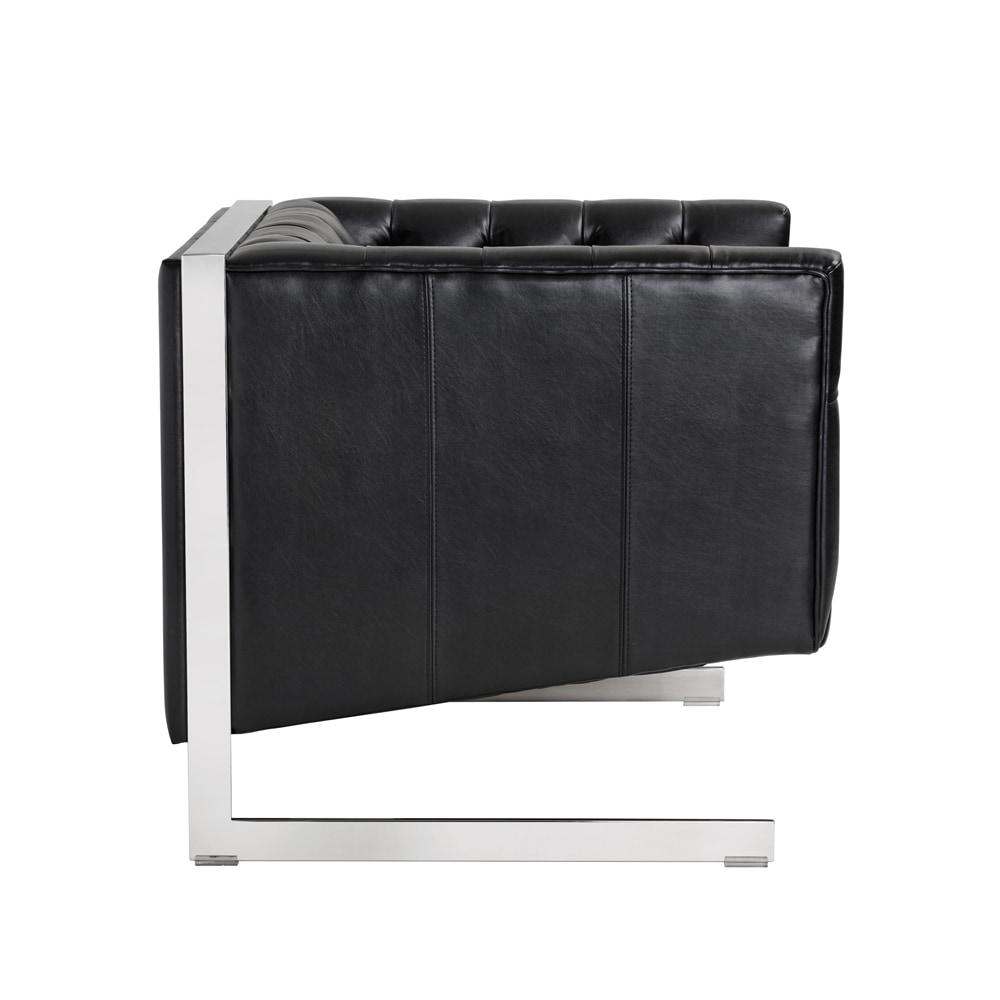 Sunpan Viper Leather Armchair