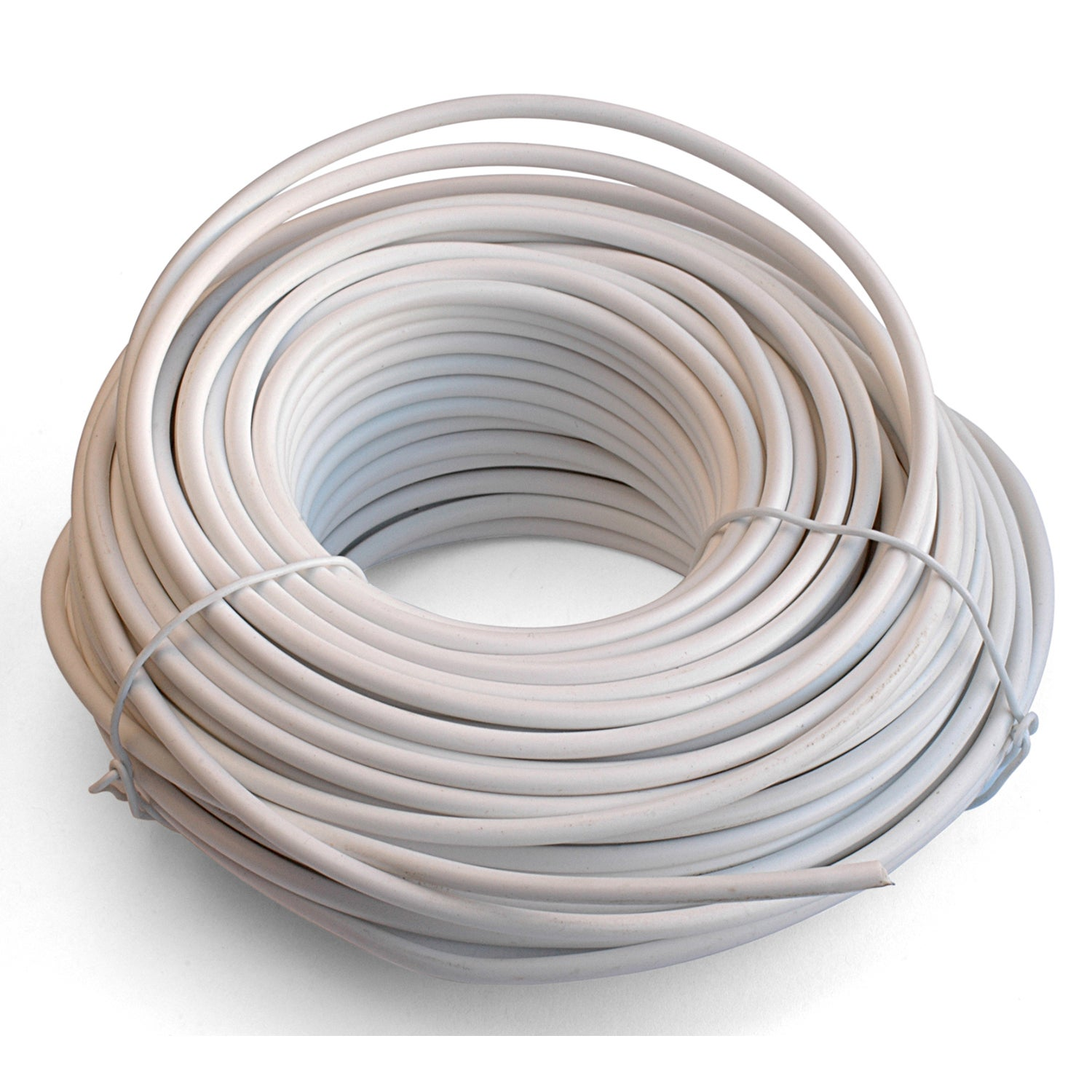 Shop Black Point Products Inc Bt 049 White 100 4 Conductor Telephone Wiring Wire Free Shipping On Orders Over 45 11765788