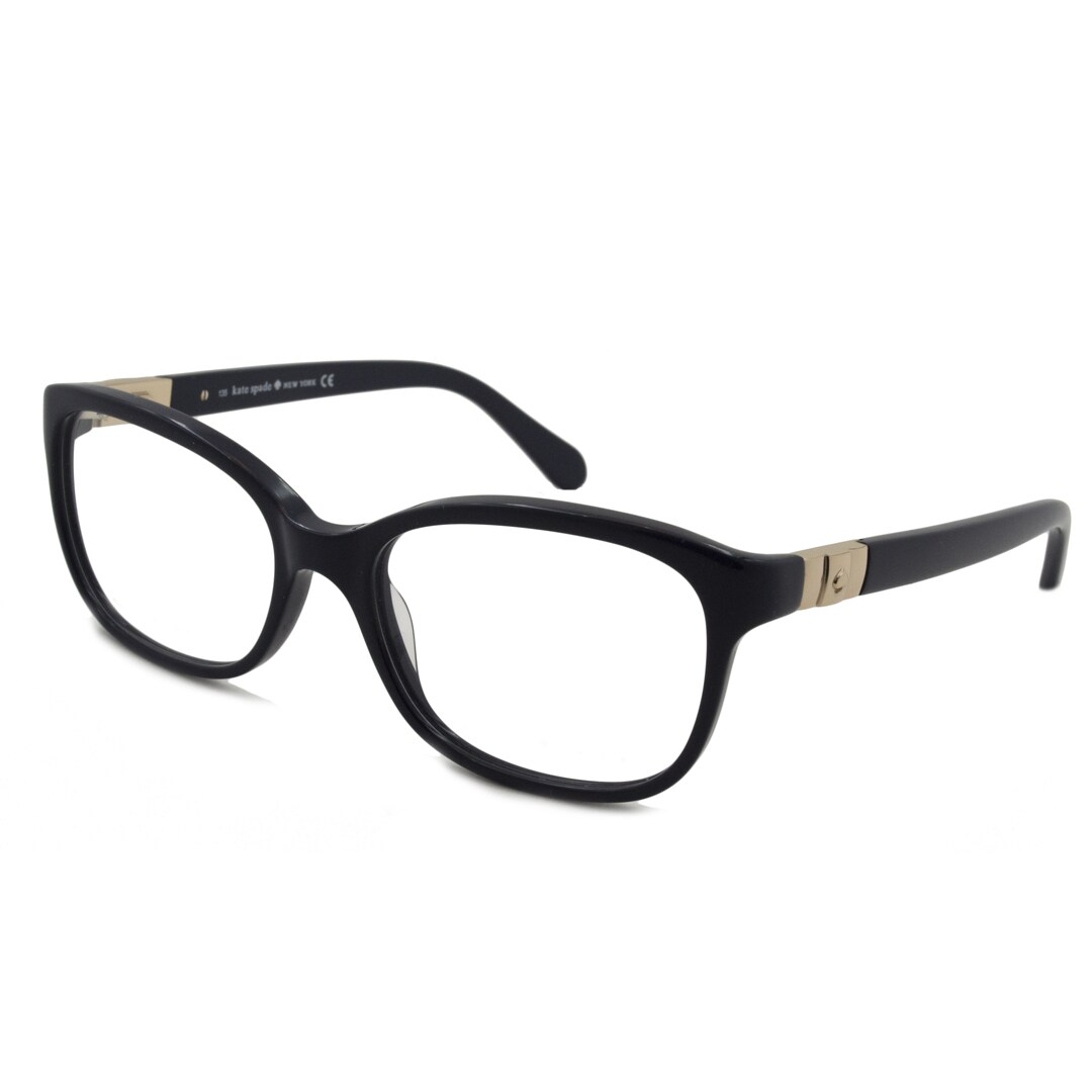 bbcd81ed21f Shop Kate Spade Women s Josette Rectangular Optical Frames - Free Shipping  Today - Overstock - 11766999