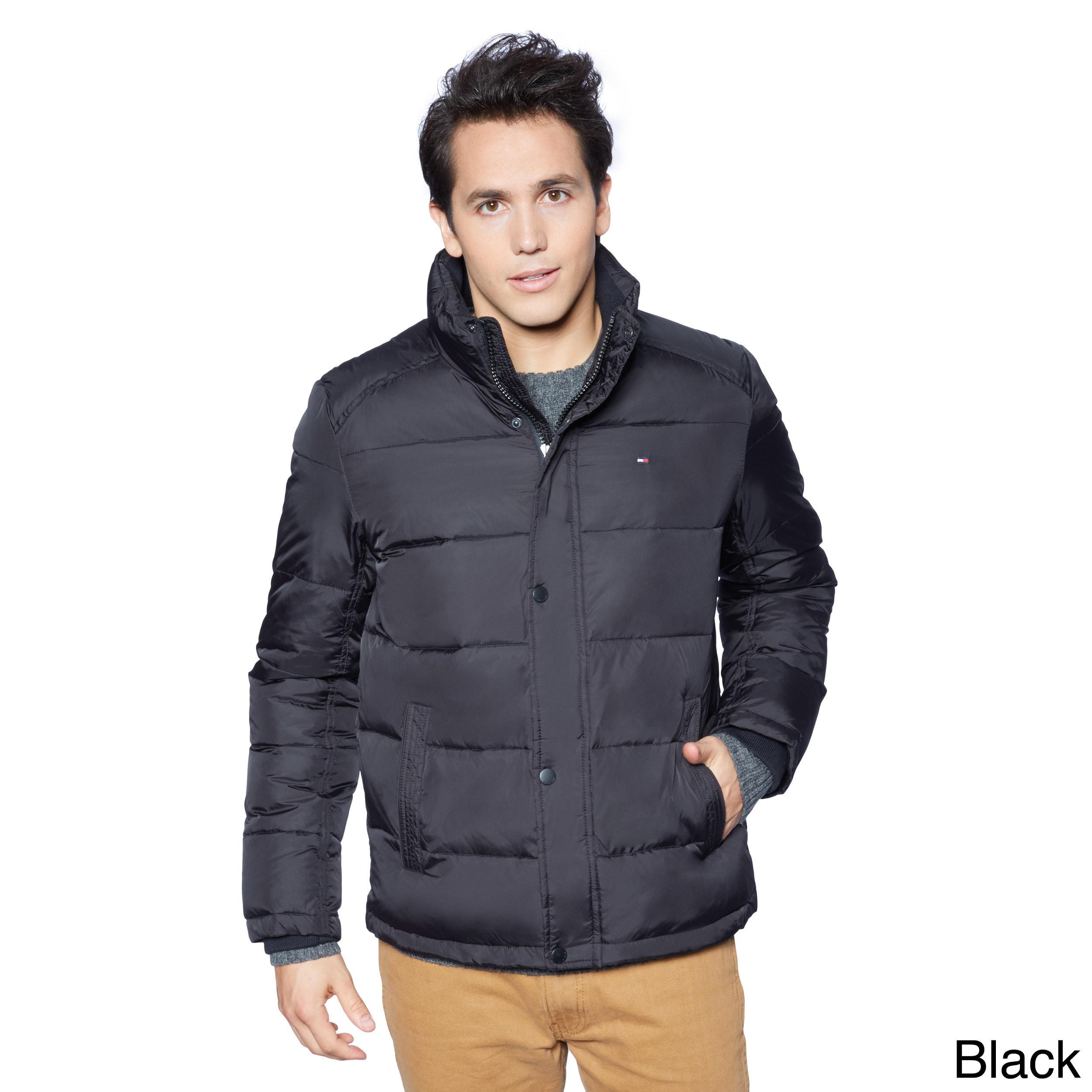 ca2e4ea30fa Men's Tommy Hilfiger Nylon Updated Classic Puffer Jacket