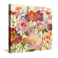 Laural Home Couleur Printemps Canvas Wall Art
