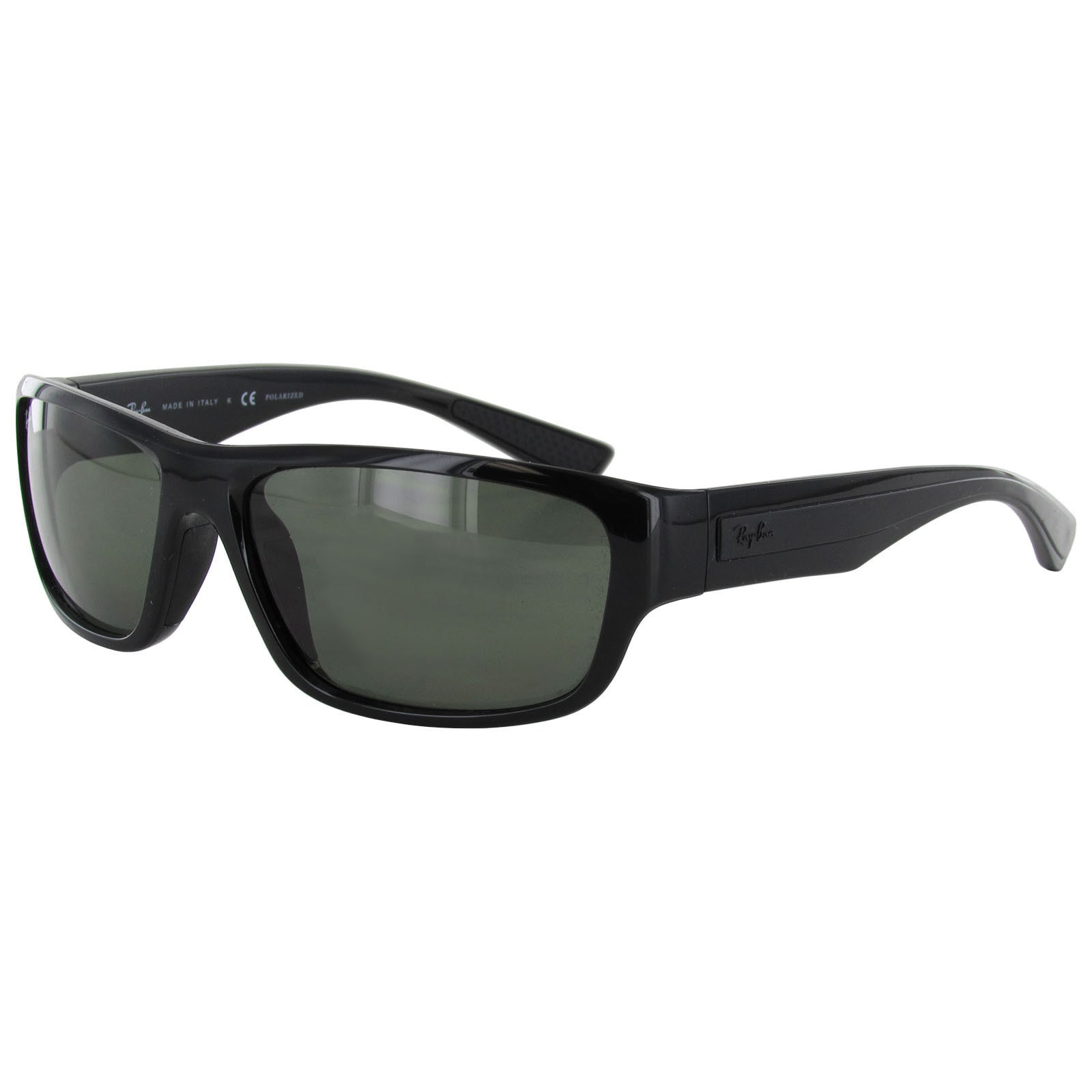 4cffcb3edc Shop Ray Ban Mens 4196-601 9A Active Performance Sporty Polarized  Sungalsses - Free Shipping Today - Overstock - 11771595
