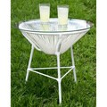 Crafted Home's Indoor/Outdoor Modern Calabasas Table