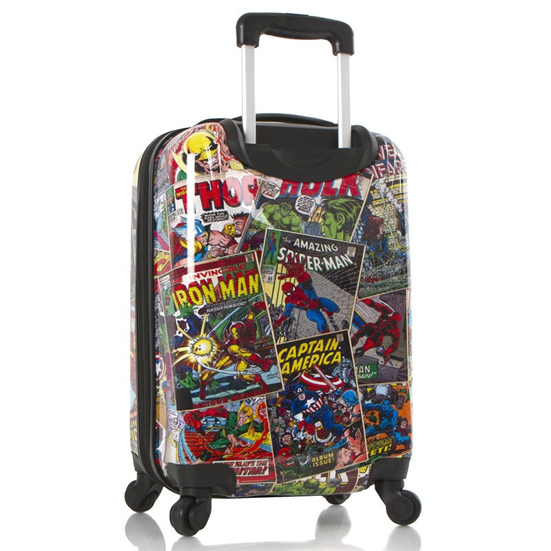 97c1de8abe Shop Heys Marvel 21-inch Hardside Spinner Upright Carry-on Suitcase - Ships  To Canada - Overstock - 11782562