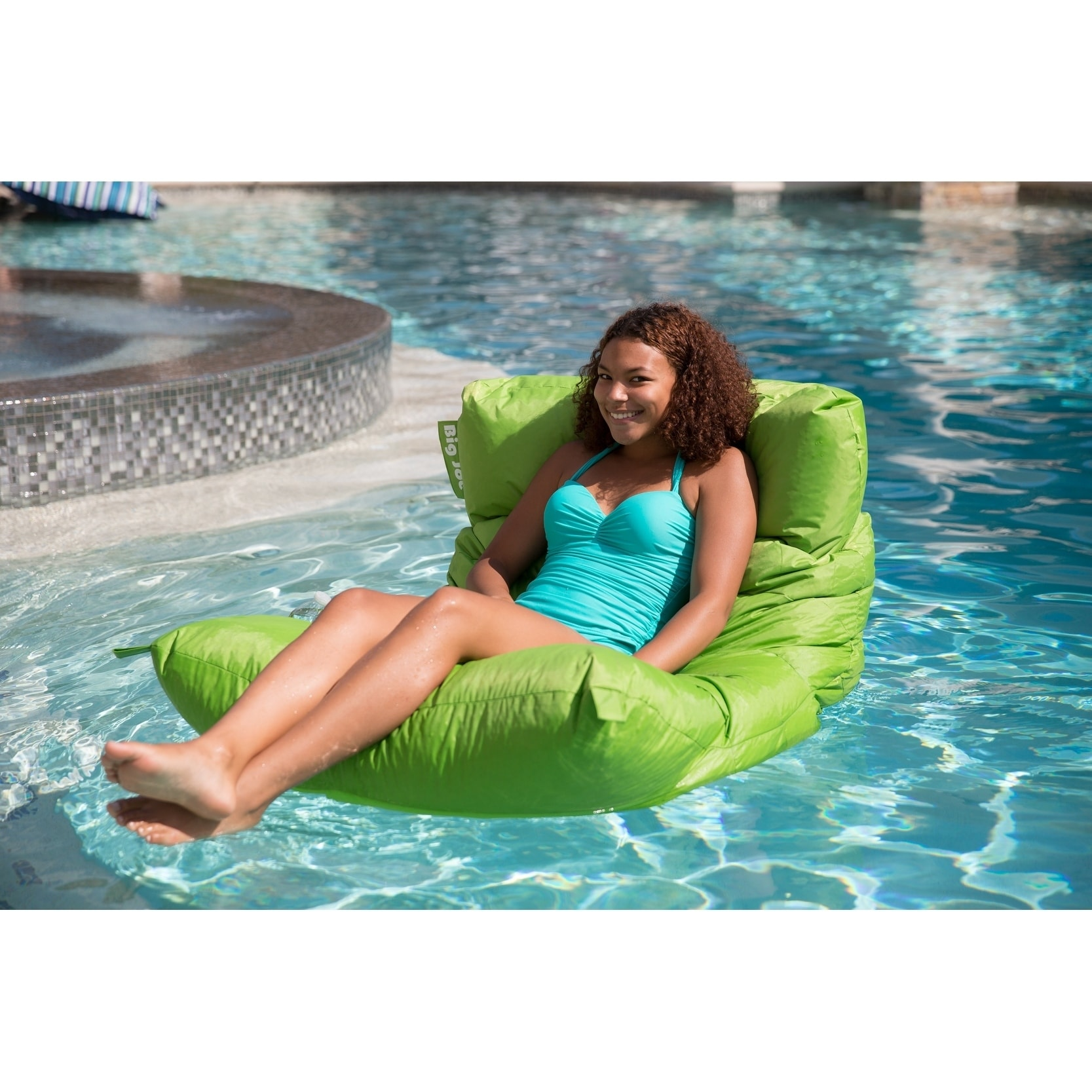 Big Joe Roma Lounger Pool Float Free Shipping Today Overstock