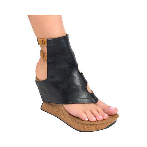 73aad40fb Shop Women s MODZORI Vita Thong Sandal Beige Black - Free Shipping Today -  Overstock - 11793099