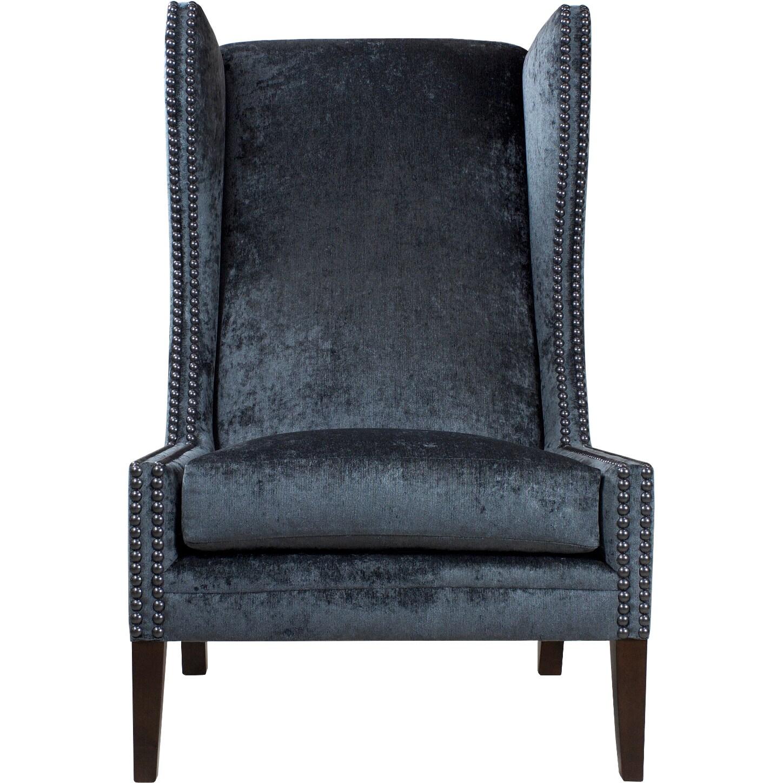 jar designs furniture. JAR Designs \u0027Alice\u0027 Blue Wingback Chair - Free Shipping Today Overstock.com 18722324 Jar Furniture