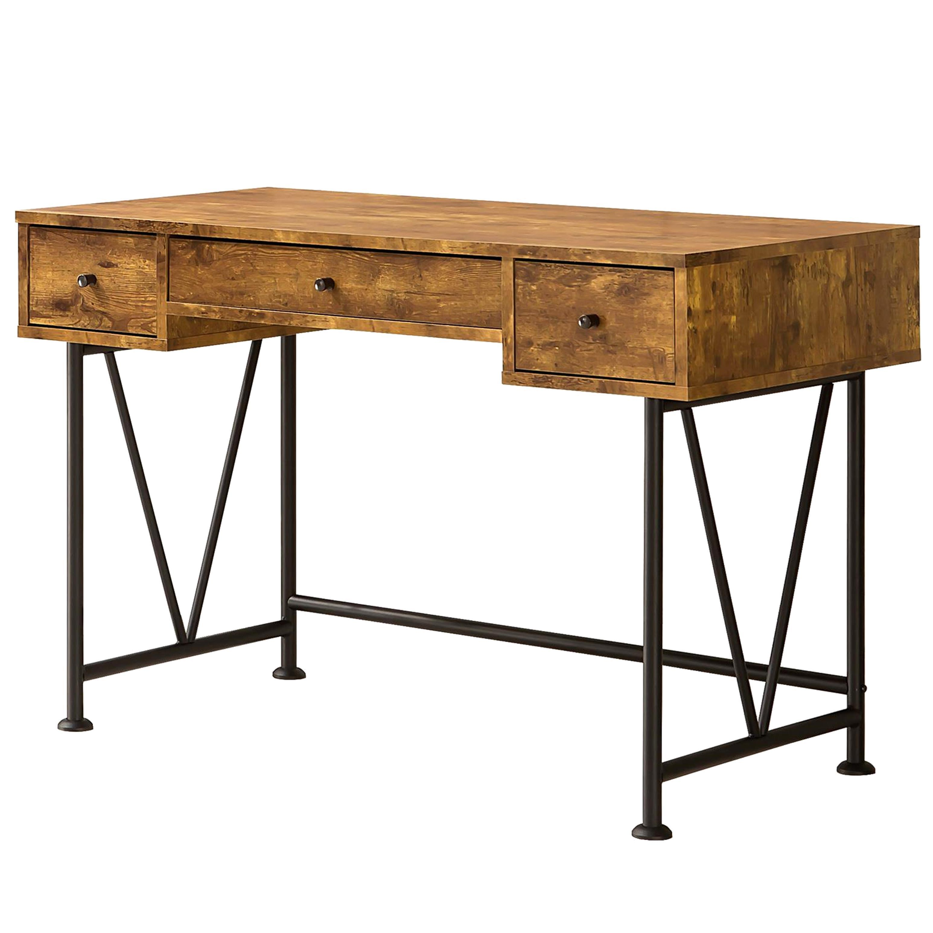 Mid Century Industrial Design Home Office Collection - Free Shipping ...