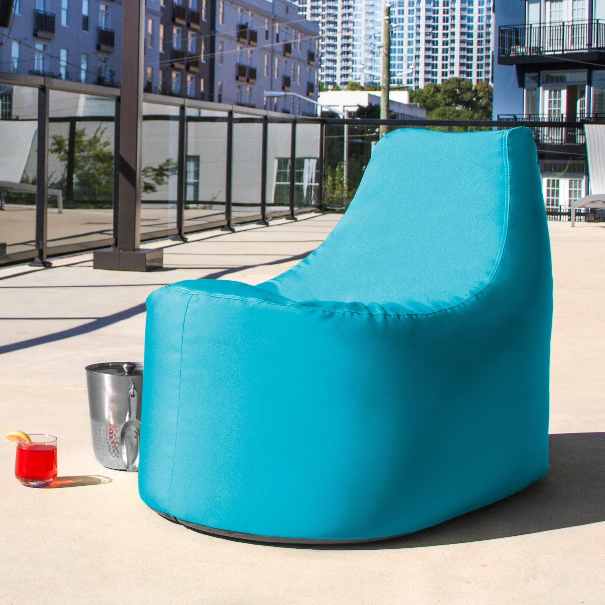 Jaxx Avondale Outdoor Patio Bean Bag Chair