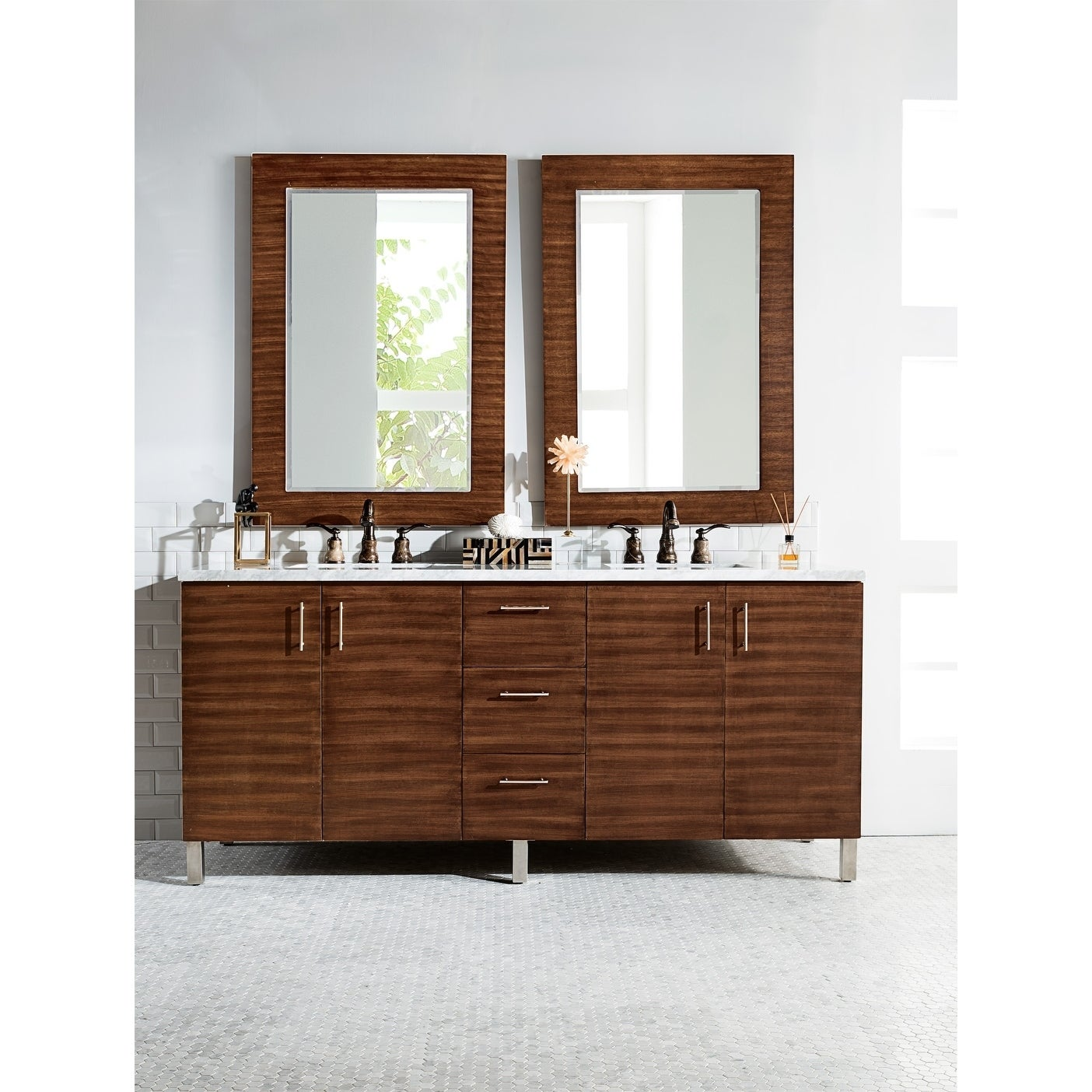 london best qosy units sink vanity double