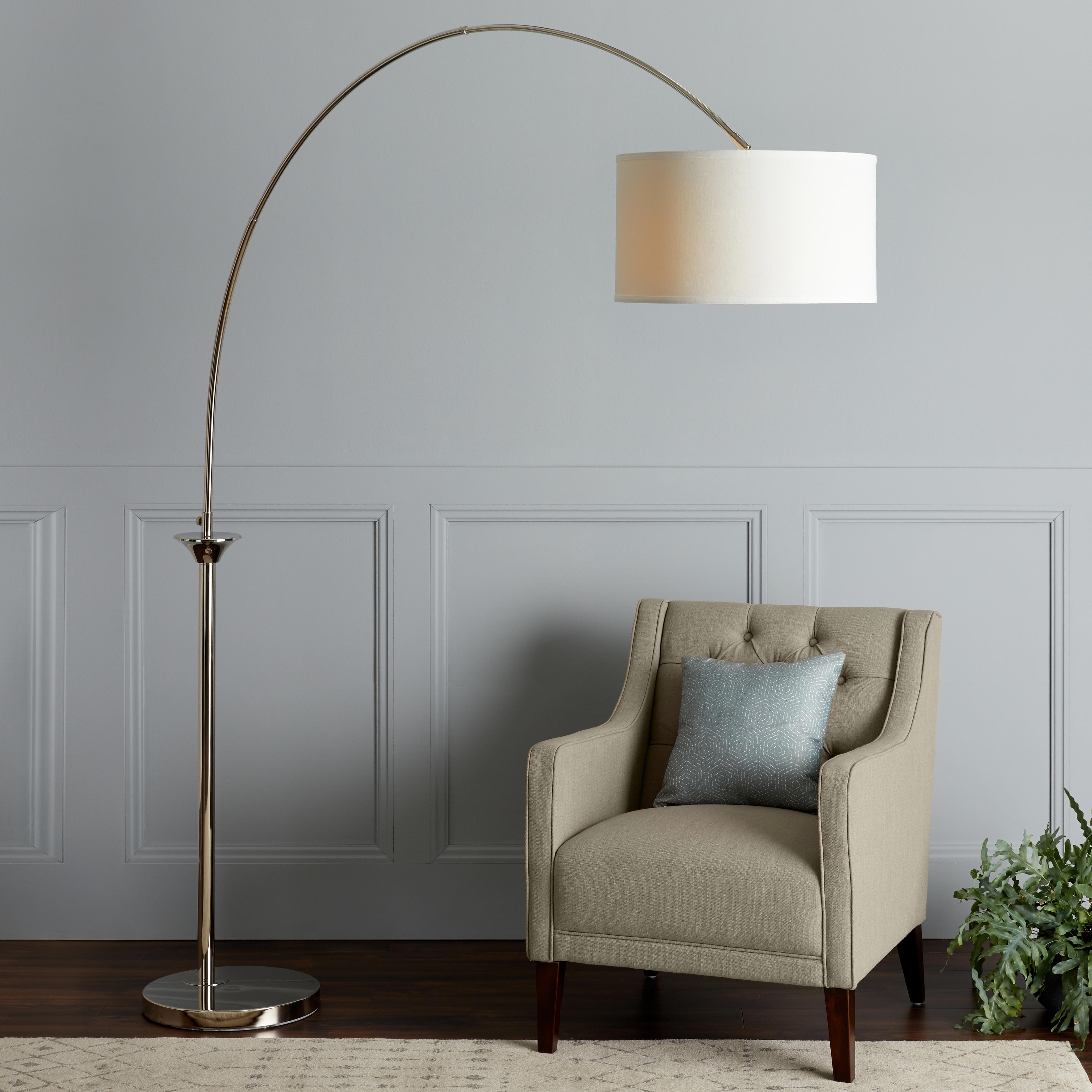 84 Inch Mira Arc Floor Lamp