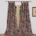 Greenland Home Fashions  Tivoli Paisley Lined Curtain Panel Pair