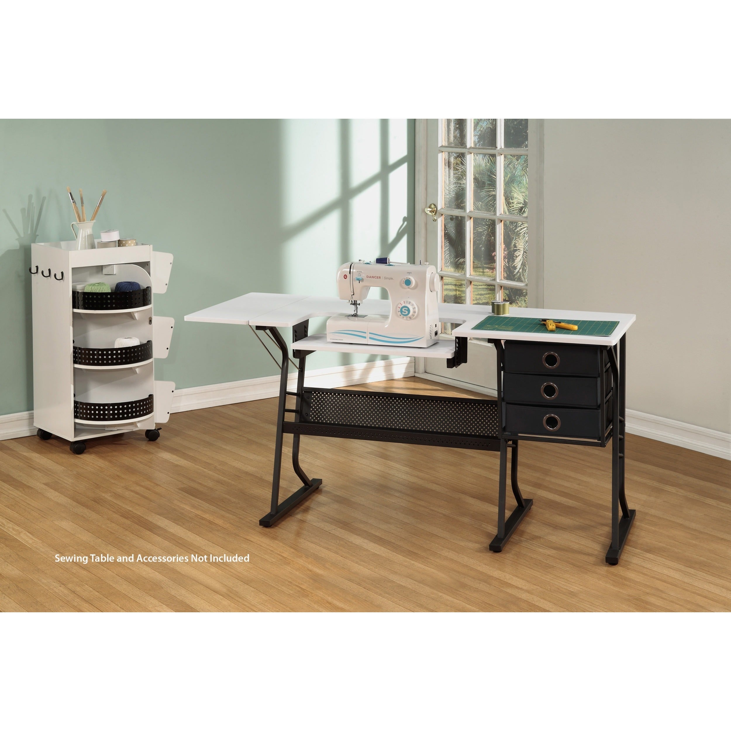 machine walmart eclipse hobby center ready com black sewing table sew ip white