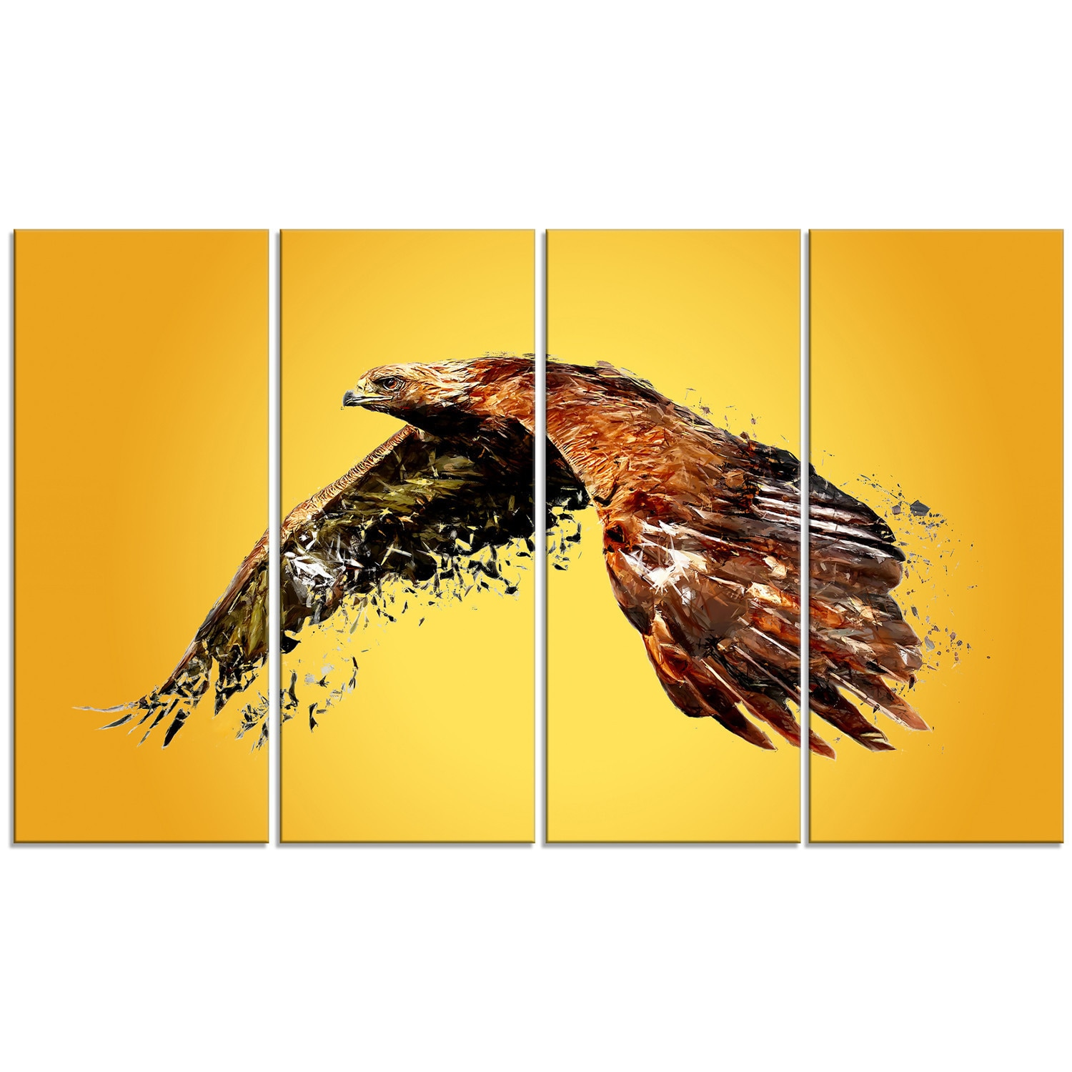 Famous Bird Metal Wall Art Collection - Wall Art Collections ...