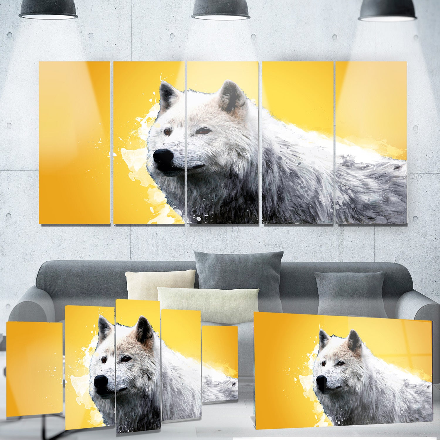 Awesome Metal Animal Wall Art Images - All About Wallart ...