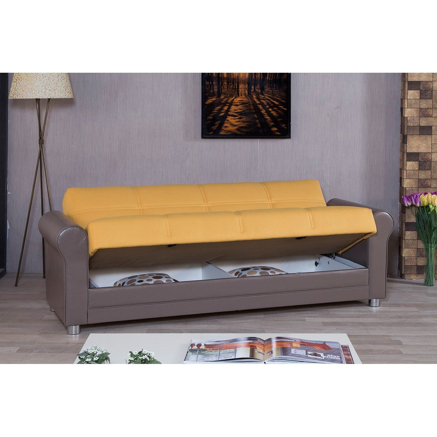 Avalon Futon Convertible Sleeper Sofa Bed On Free Shipping Today 11854472