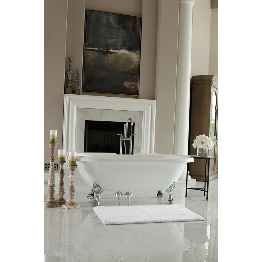 Signature Bath Free-standing Tub - Free Shipping Today - Overstock ...