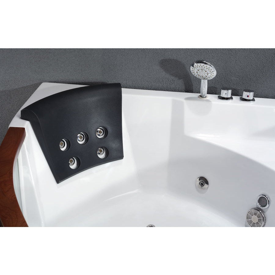 Cute Foot Whirlpool Bath Pictures Inspiration - Bathroom with ...