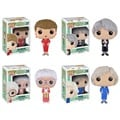 Funko Golden Girls POP! TV Collectors Set with Sophia/ Rose/ Blanche/ Dorothy