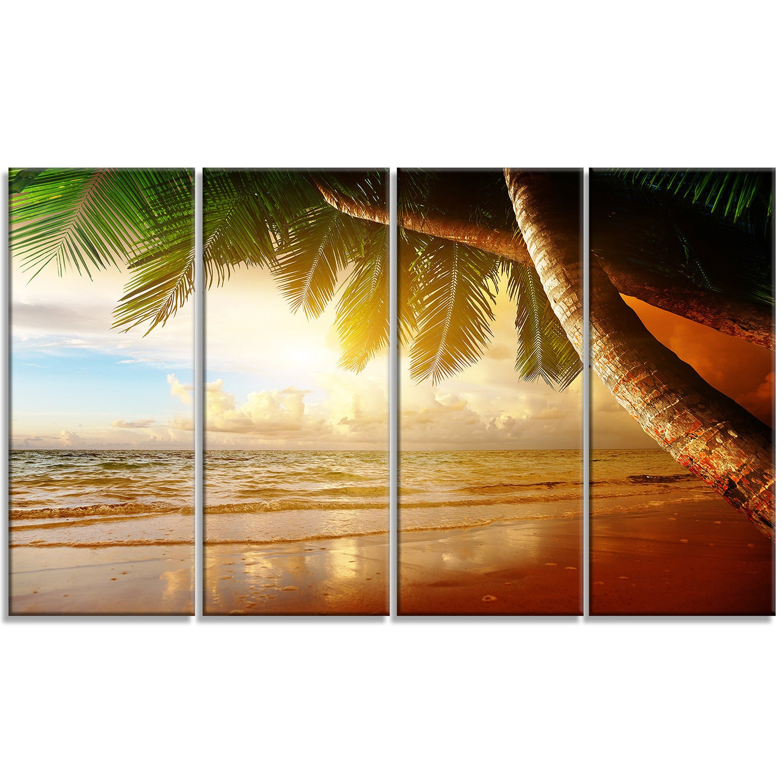 Dorable Beach Wall Art Pattern - All About Wallart - adelgazare.info