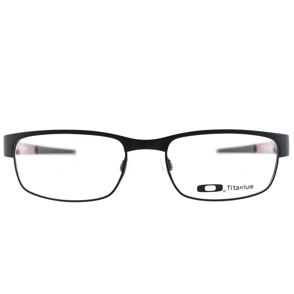 97e84339a8 Shop Oakley Carbon Plate OX5079-0153 Matte Black Rectangle 53 millimeter  Eyeglasses 53mm - Free Shipping Today - Overstock - 11871352